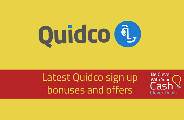Spend £10 get £12 cashback for new Quidco sign ups | Be