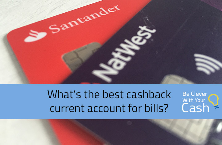 best cashback current account